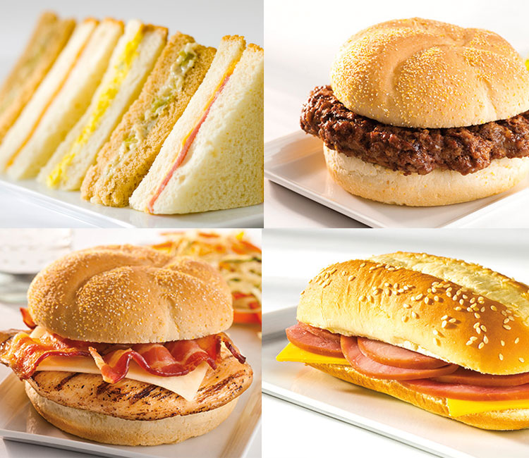 SK Food Group 4 products